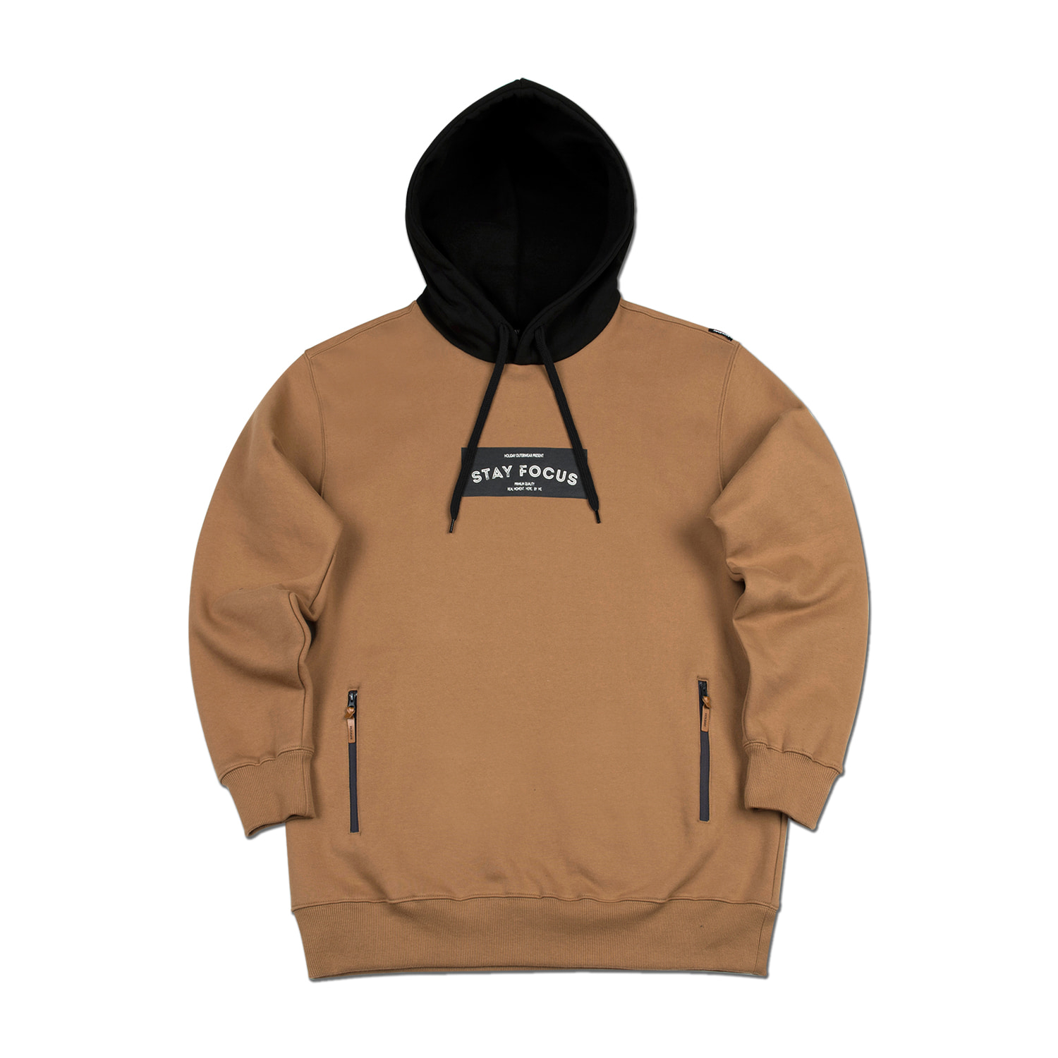 PROSPECT hoodie - beigeHOLIDAY OUTERWEAR