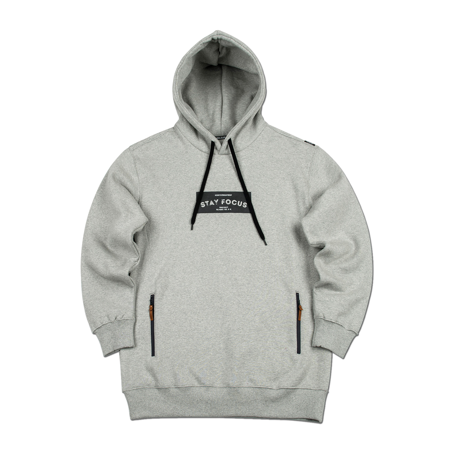 PROSPECT hoodie - melangeHOLIDAY OUTERWEAR