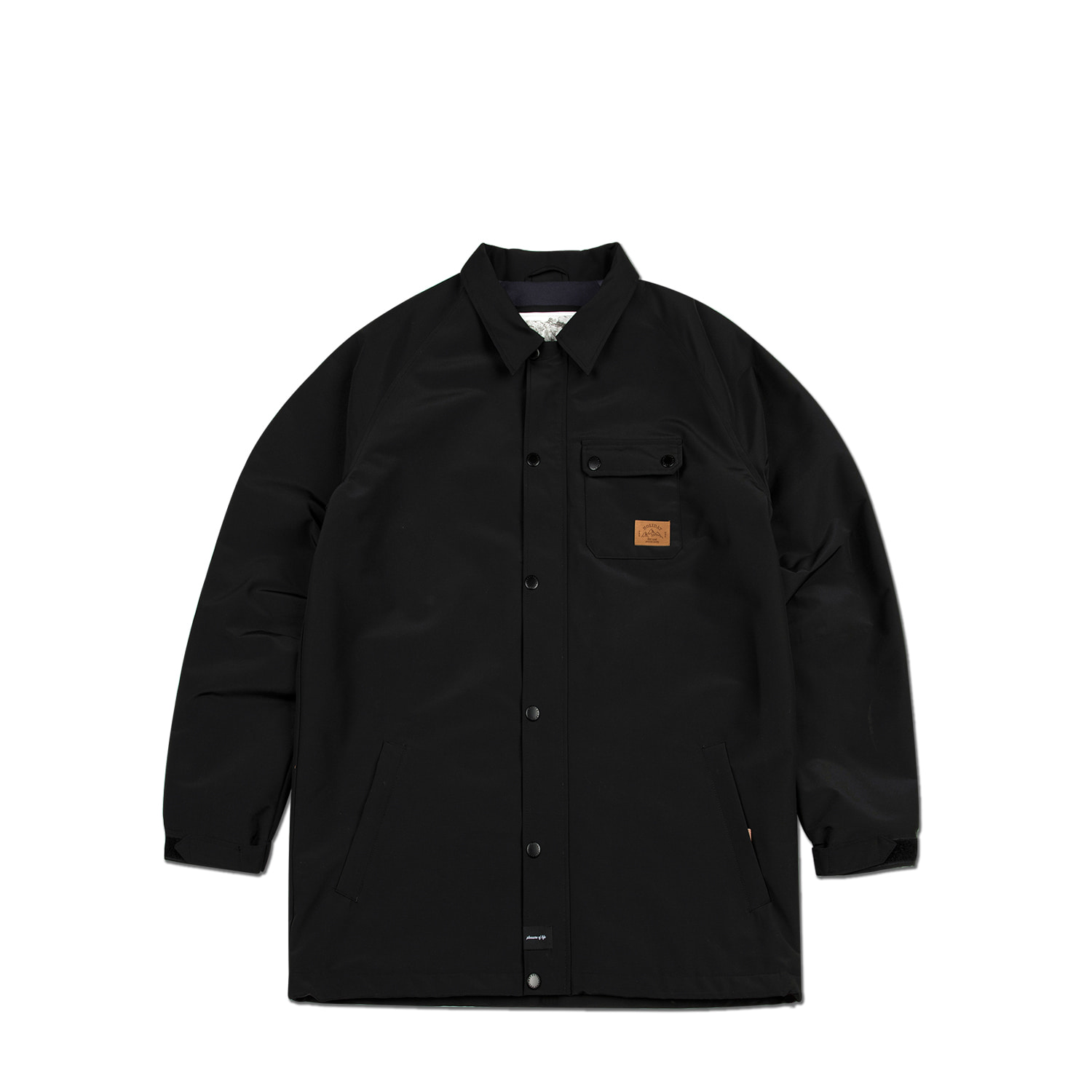ALL DAY WORK jacket - black