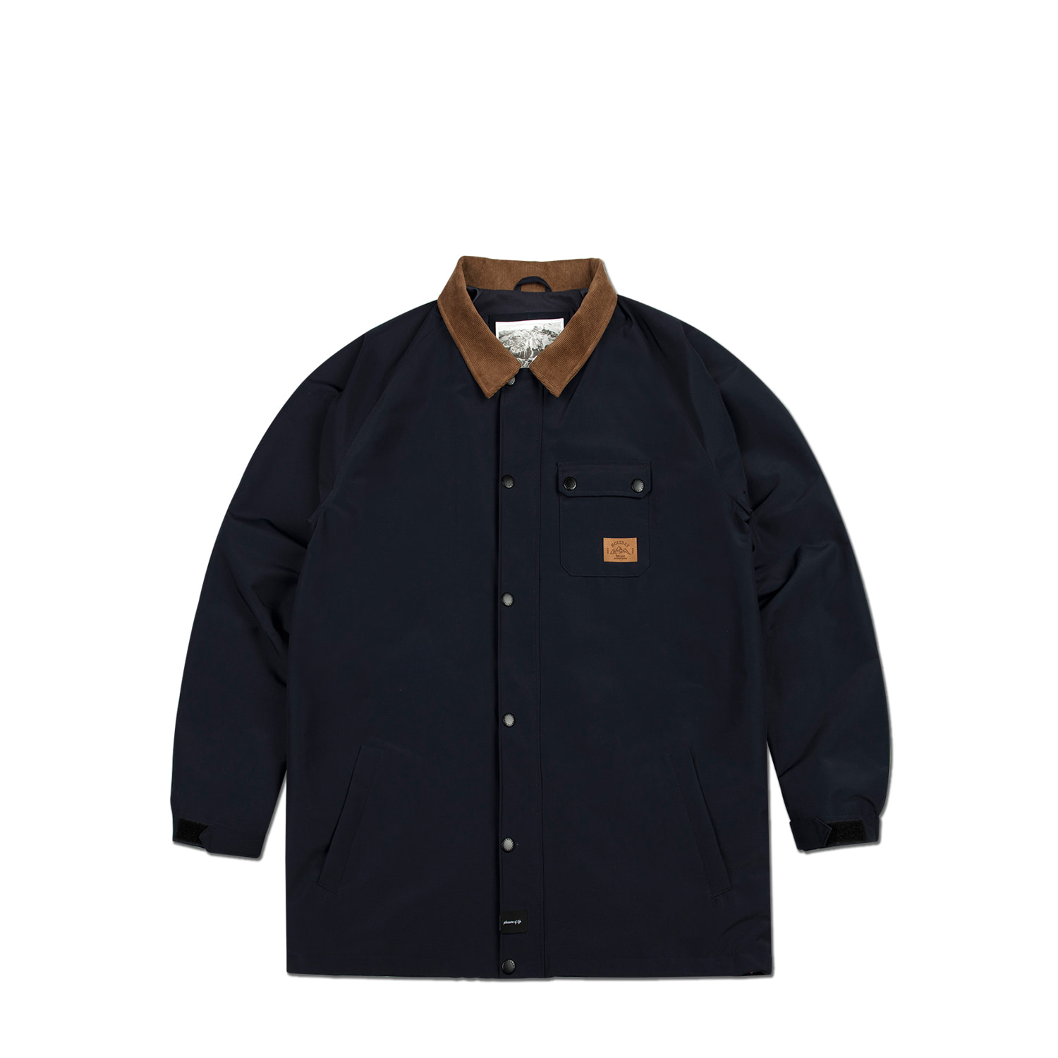 ALL DAY WORK jacket - navyHOLIDAY OUTERWEAR