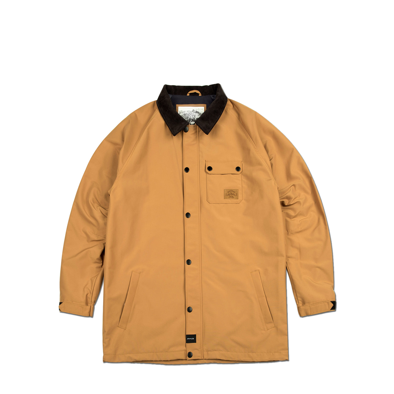 ALL DAY WORK jacket - beige