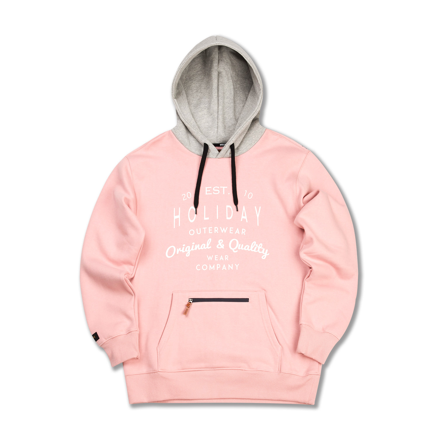 BLOOM hoodie - indy pinkHOLIDAY OUTERWEAR
