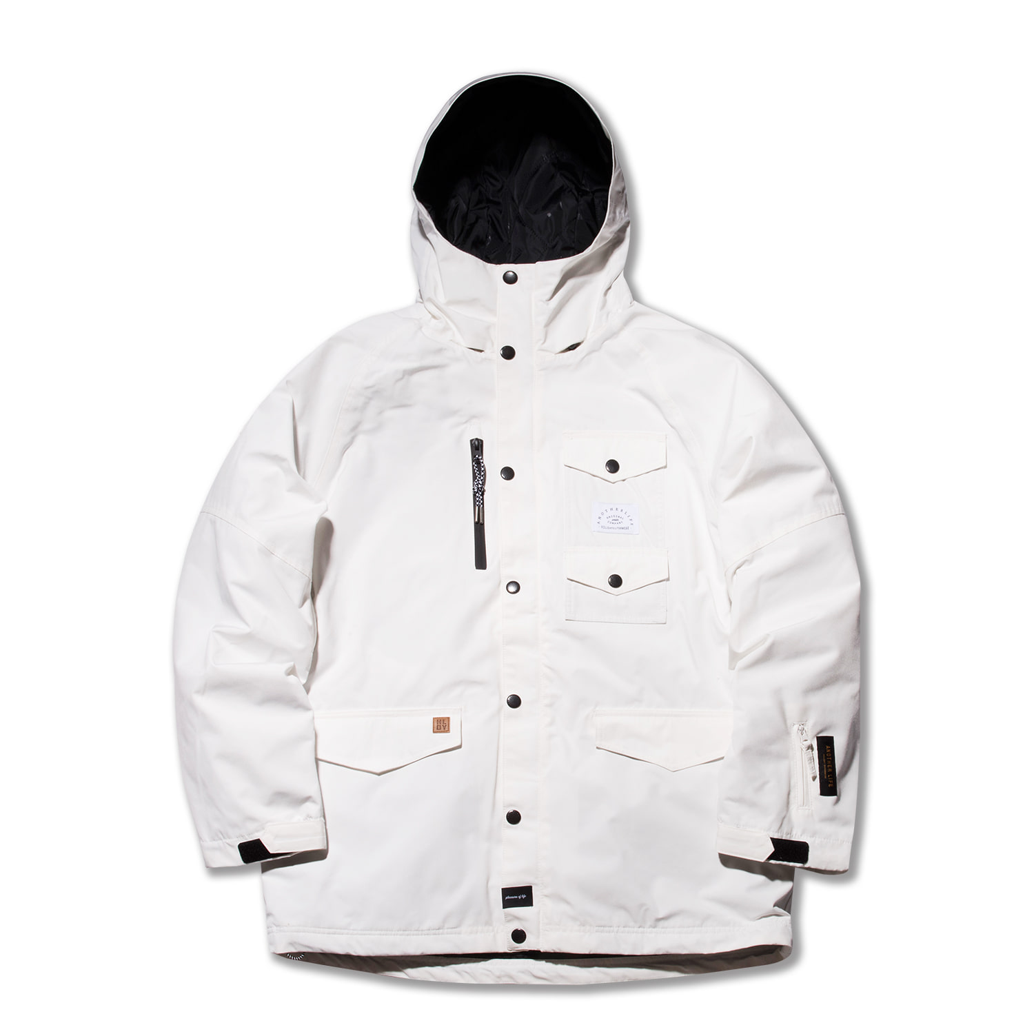 TROOPER jacket - whiteHOLIDAY OUTERWEAR
