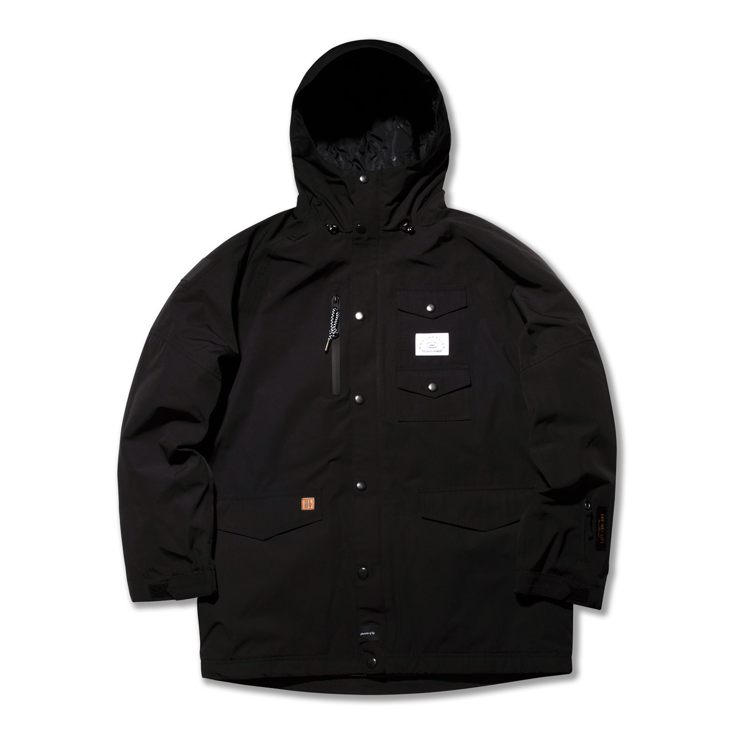 TROOPER jacket - blackHOLIDAY OUTERWEAR