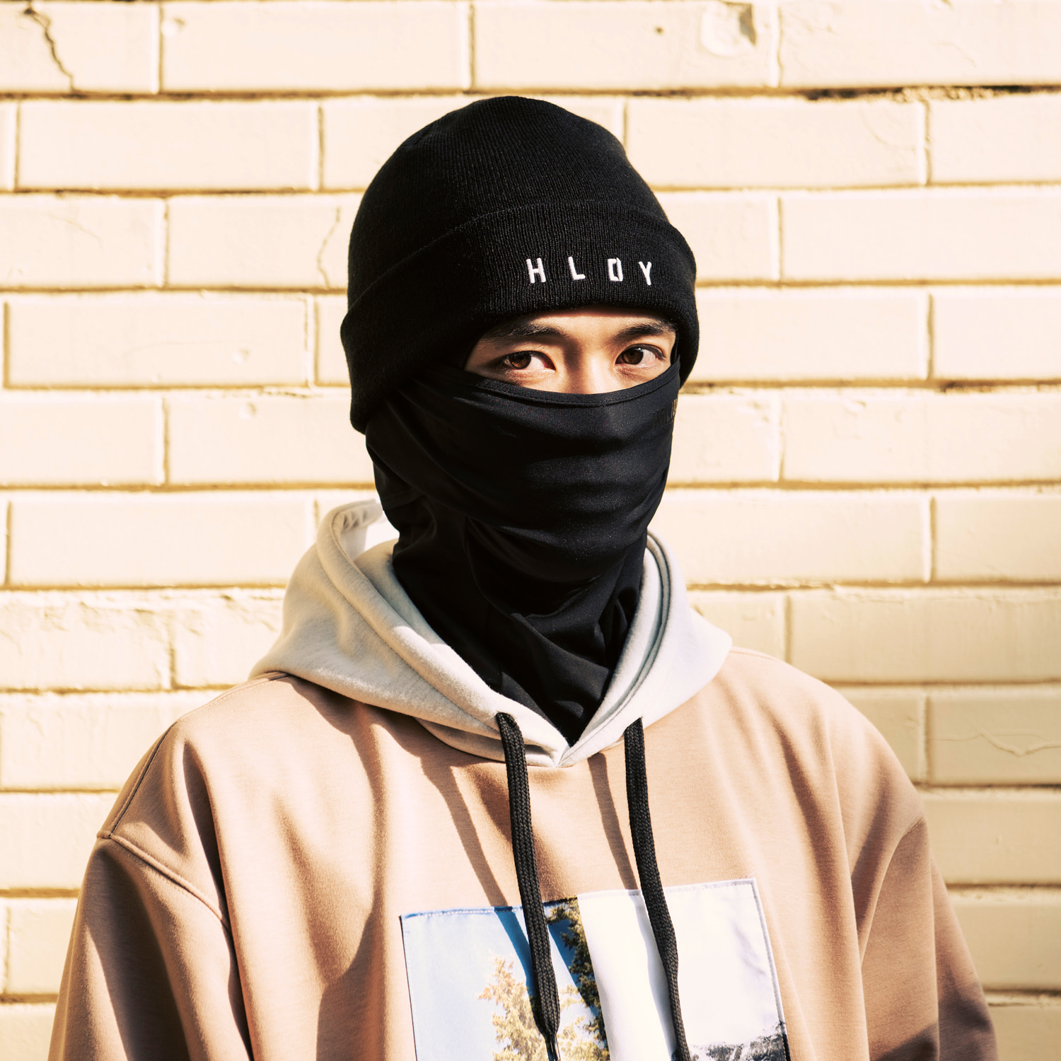 O.G balaclava - black[comfort] 남성용HOLIDAY OUTERWEAR