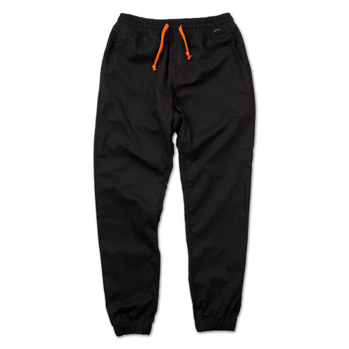 HOLIDAYOUTERWEAR [홀리데이아우터웨어]O.G jogger pants - blackHOLIDAY OUTERWEAR