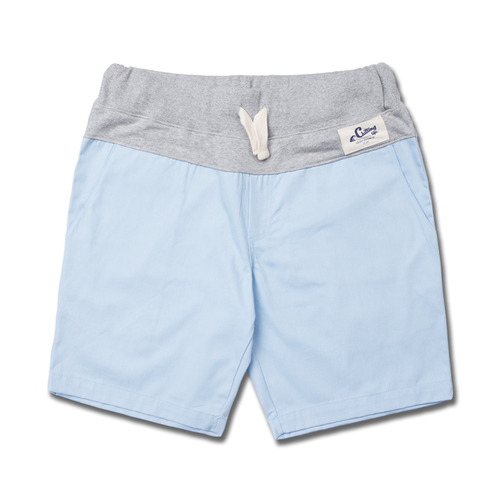 HOLIDAYOUTERWEAR [홀리데이아우터웨어]COMFORT short pants - sky blue