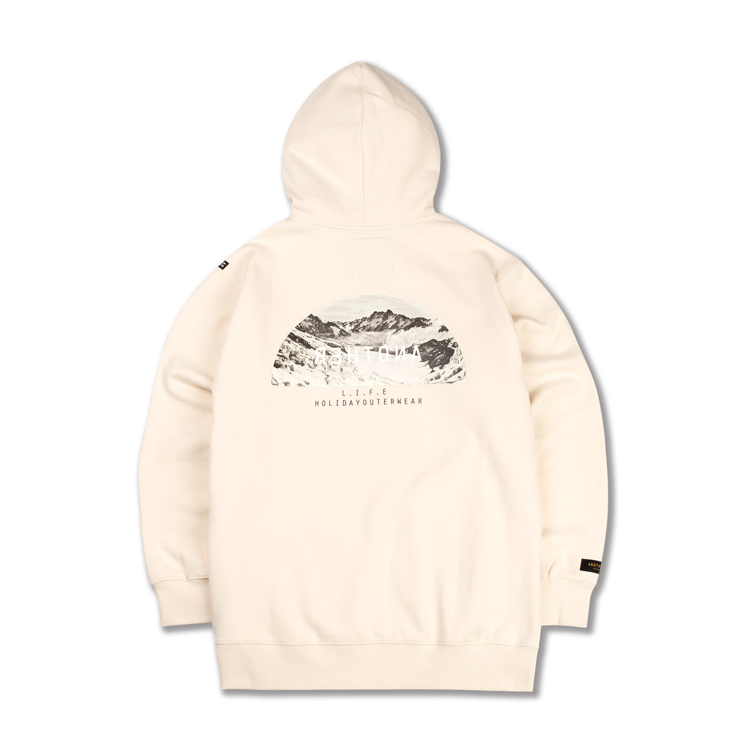 MOONLIGHT hoodie - creamHOLIDAY OUTERWEAR