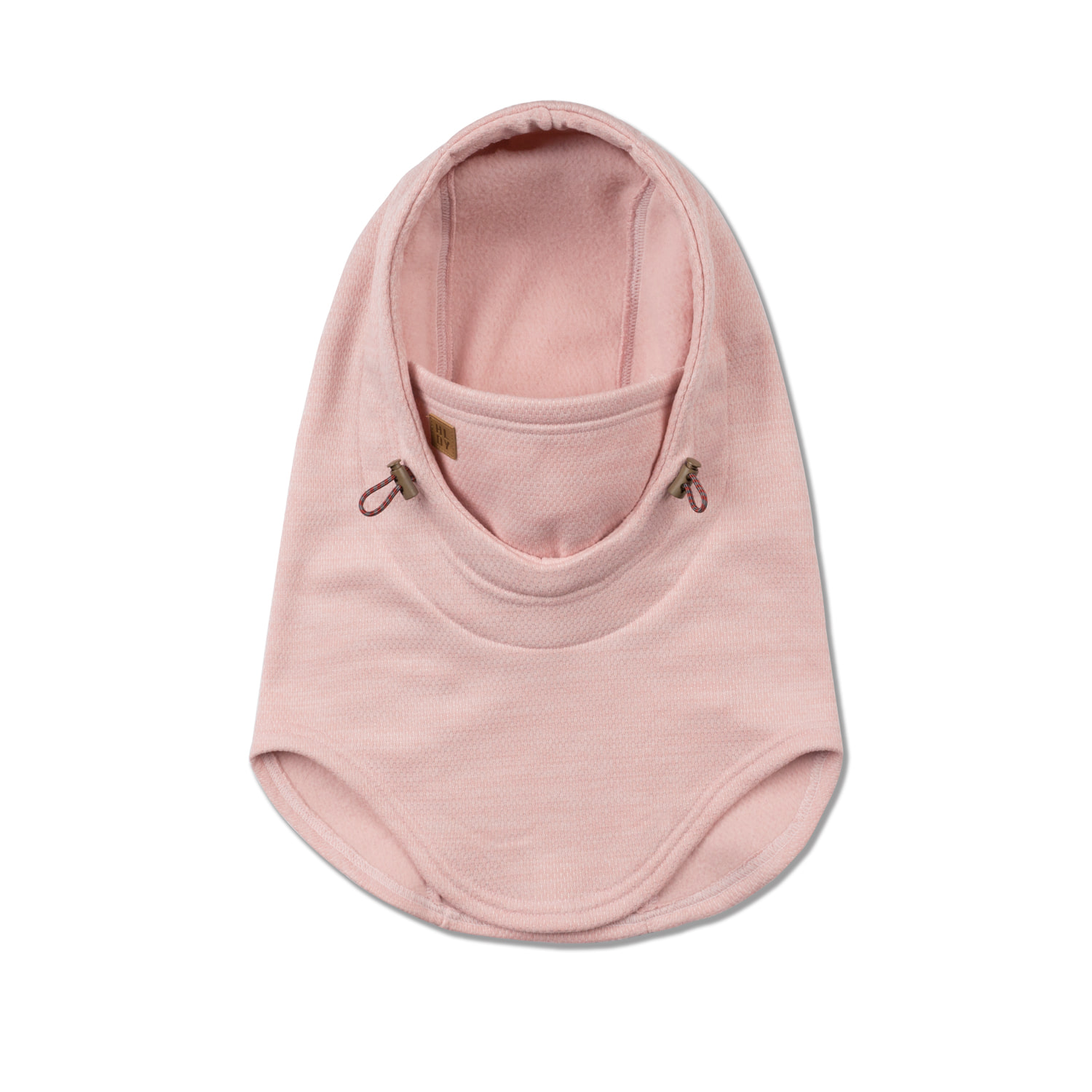 BASIC hood warmer- pinkHOLIDAY OUTERWEAR