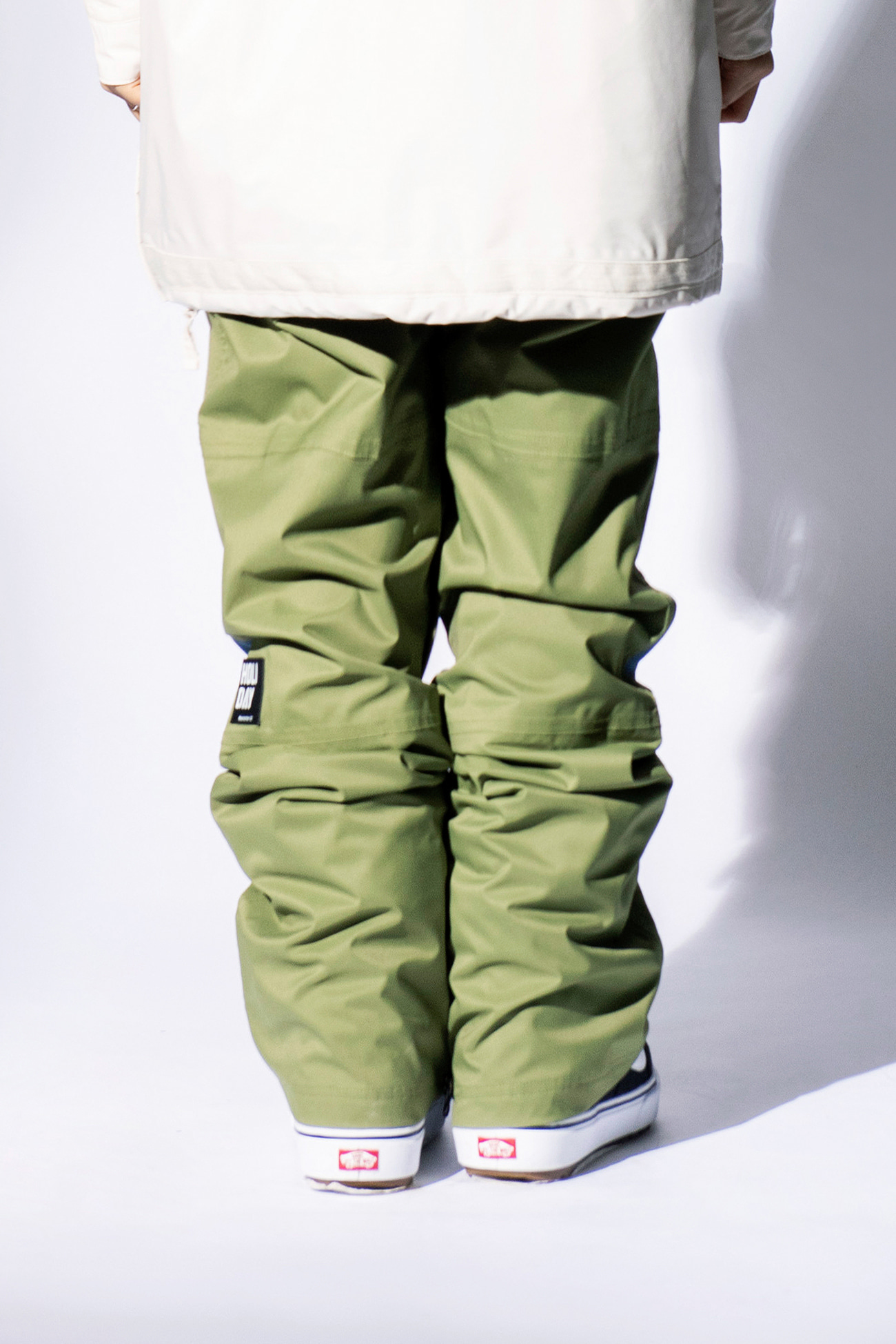 WILD pants - khakiHOLIDAY OUTERWEAR