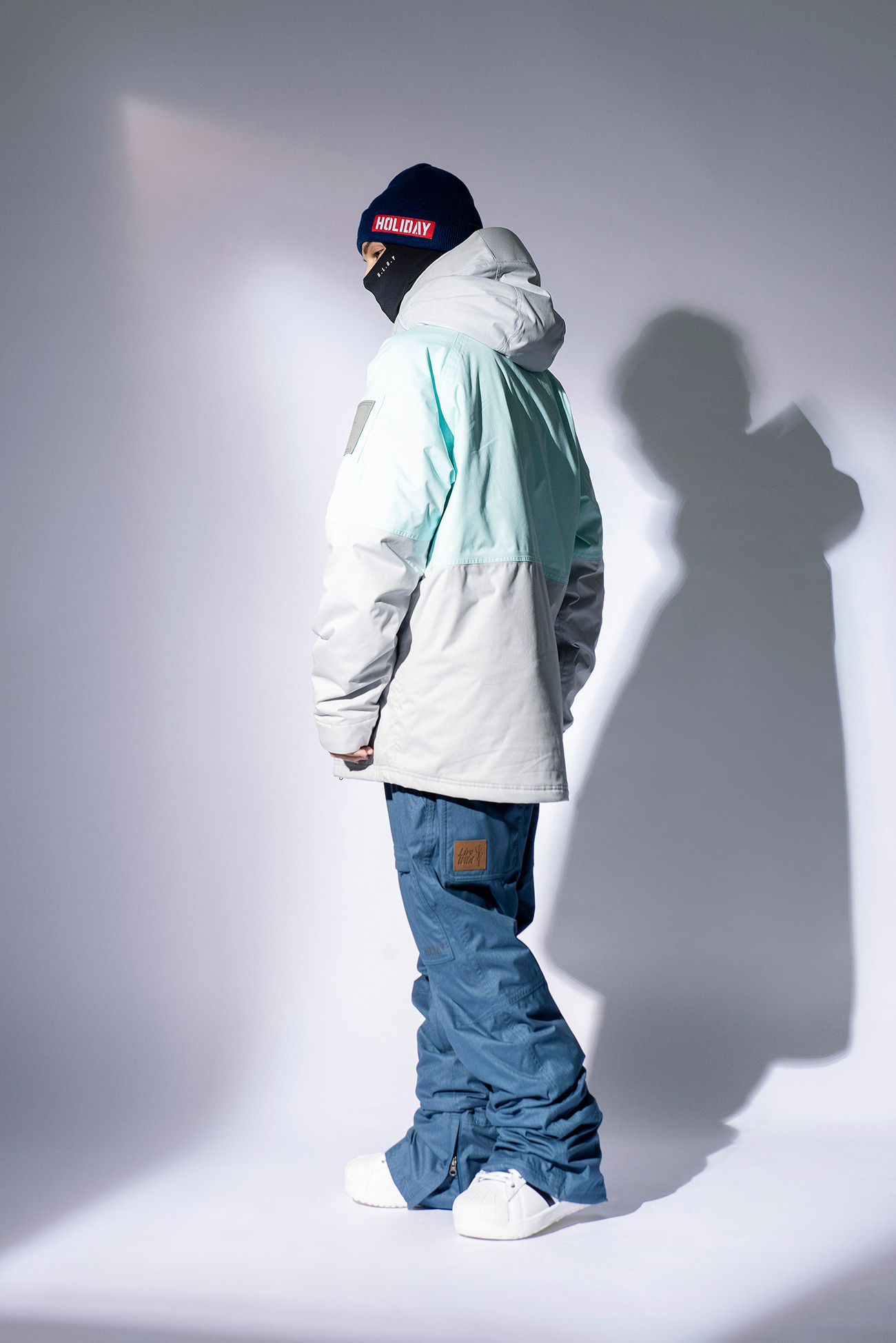 ARCTIC jacket - mintHOLIDAY OUTERWEAR