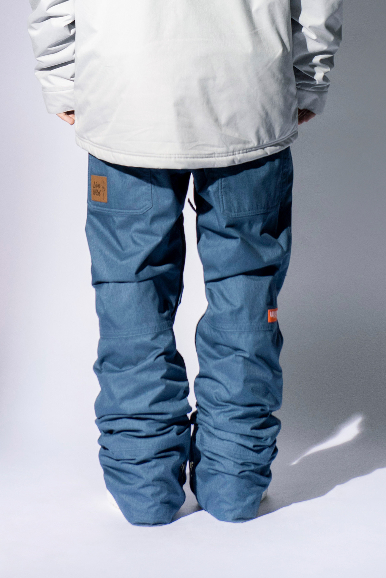 NOMAD pants - D.blueHOLIDAY OUTERWEAR
