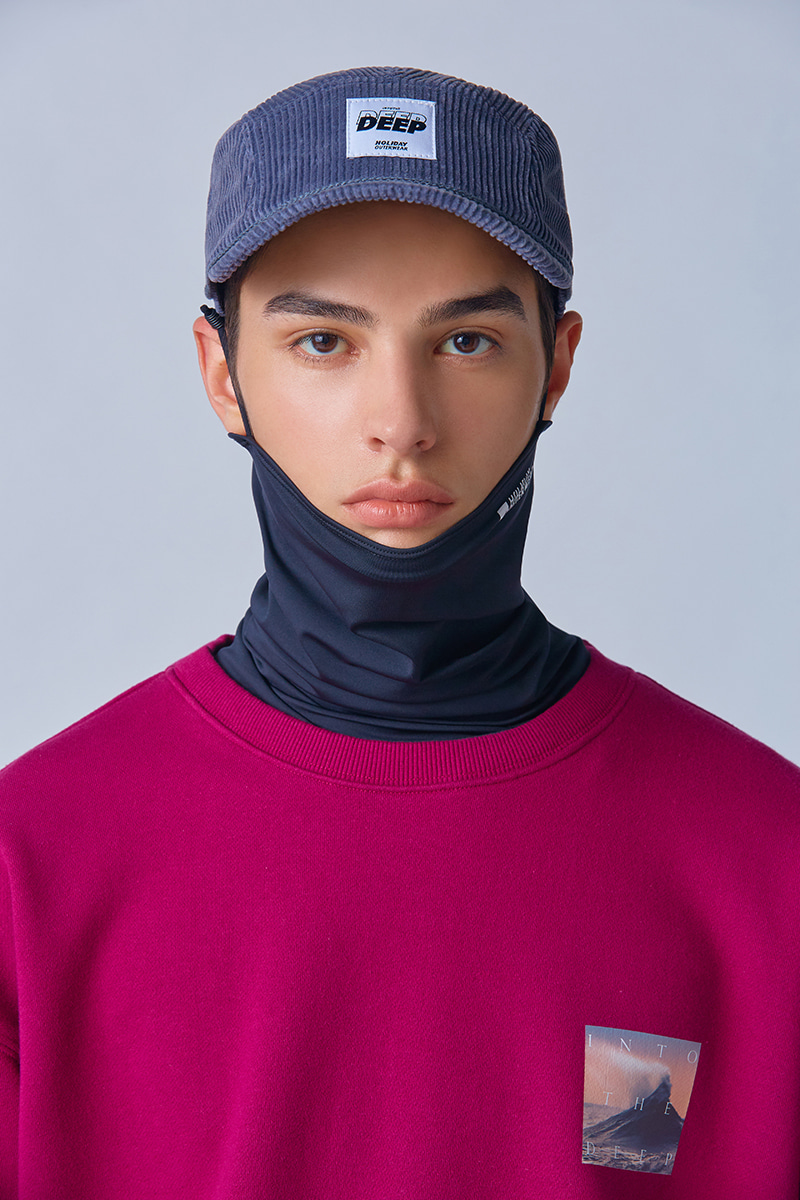 20 MASK neck tube - manHOLIDAY OUTERWEAR