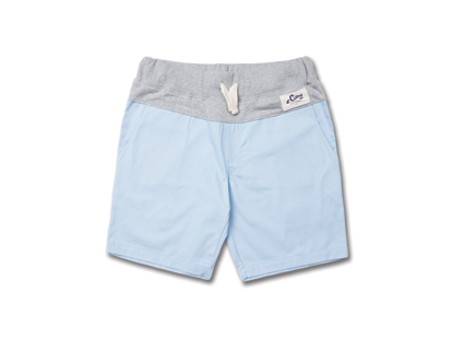 HOLIDAYOUTERWEAR [홀리데이아우터웨어]COMFORT short pants - sky blueHOLIDAY OUTERWEAR