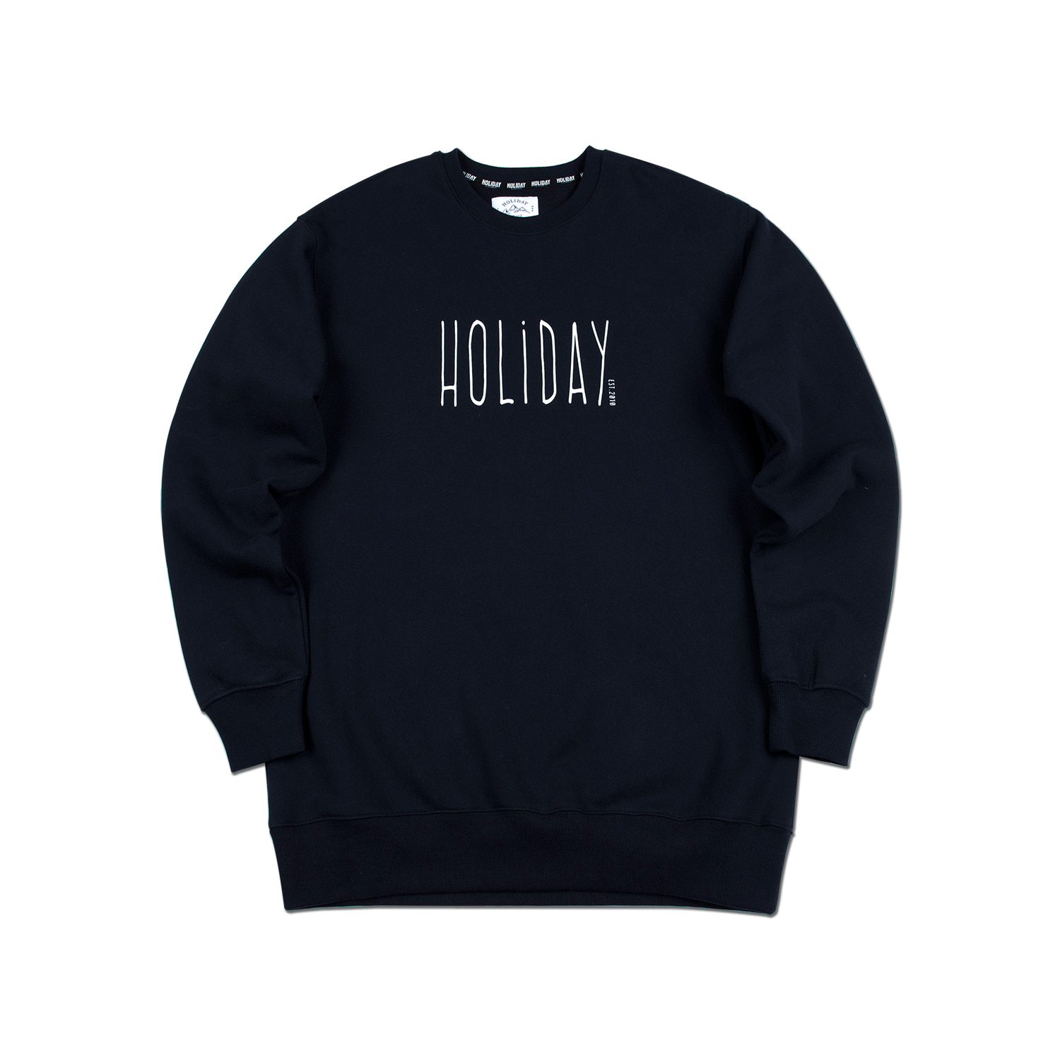 JOY crewneck - navyHOLIDAY OUTERWEAR
