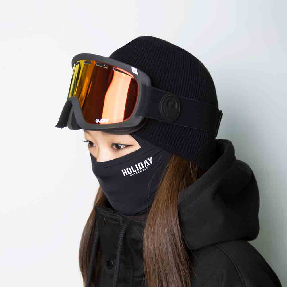여자 바라클라바 WOMEN NEO balaclava - black[comfort]HOLIDAY OUTERWEAR