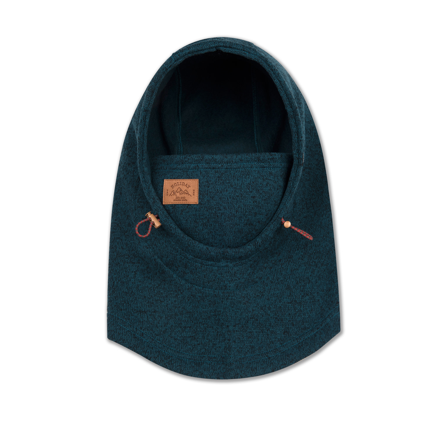 HELMET hood warmer - bluegreenHOLIDAY OUTERWEAR