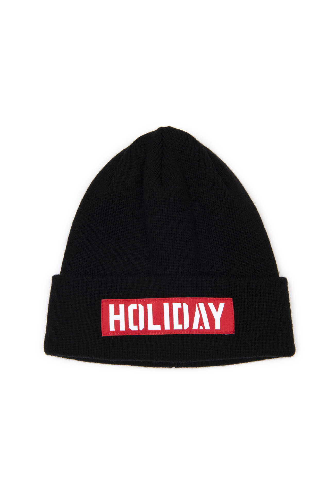 TEAM beanie - blackHOLIDAY OUTERWEAR