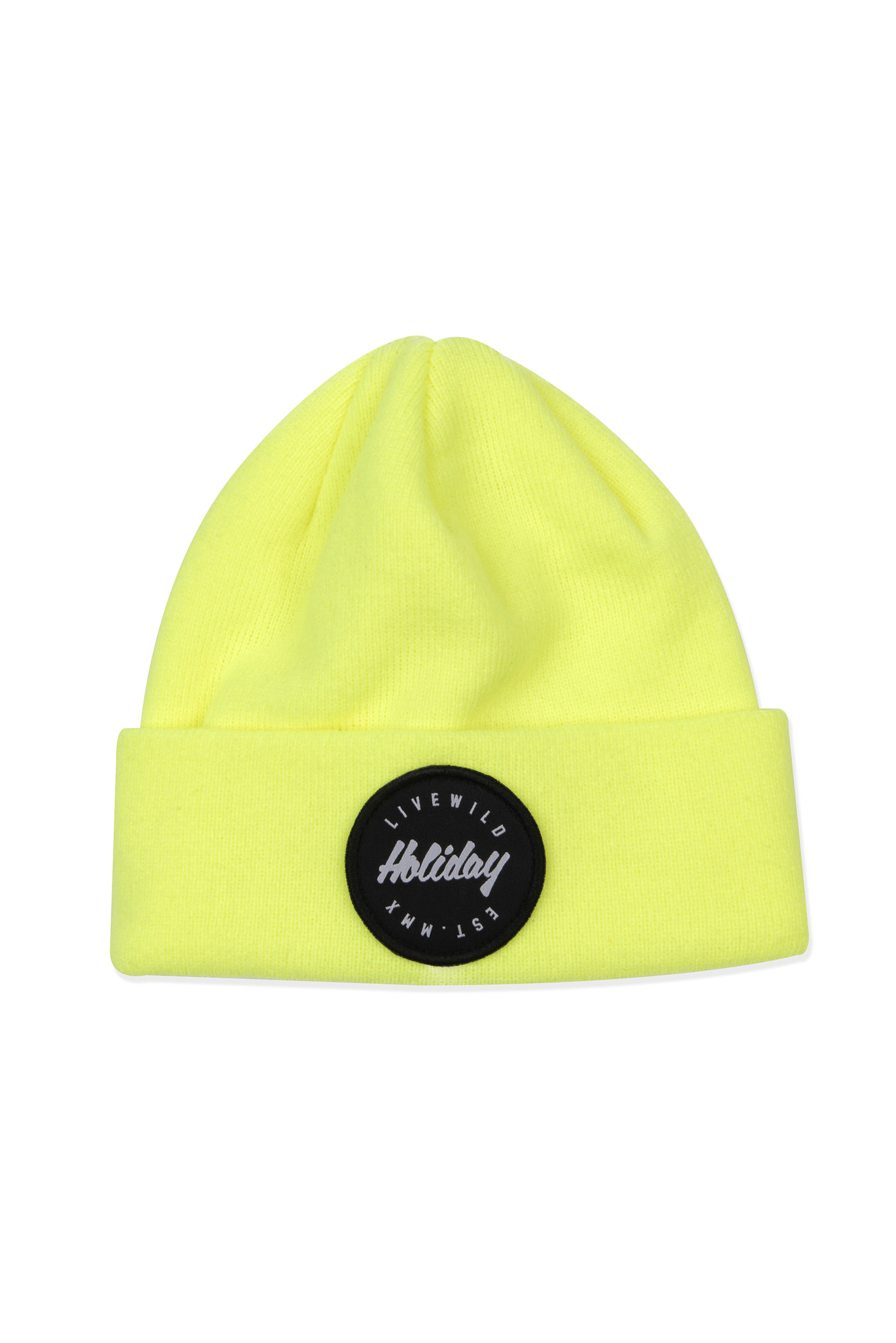 STEEP beanie - neonHOLIDAY OUTERWEAR
