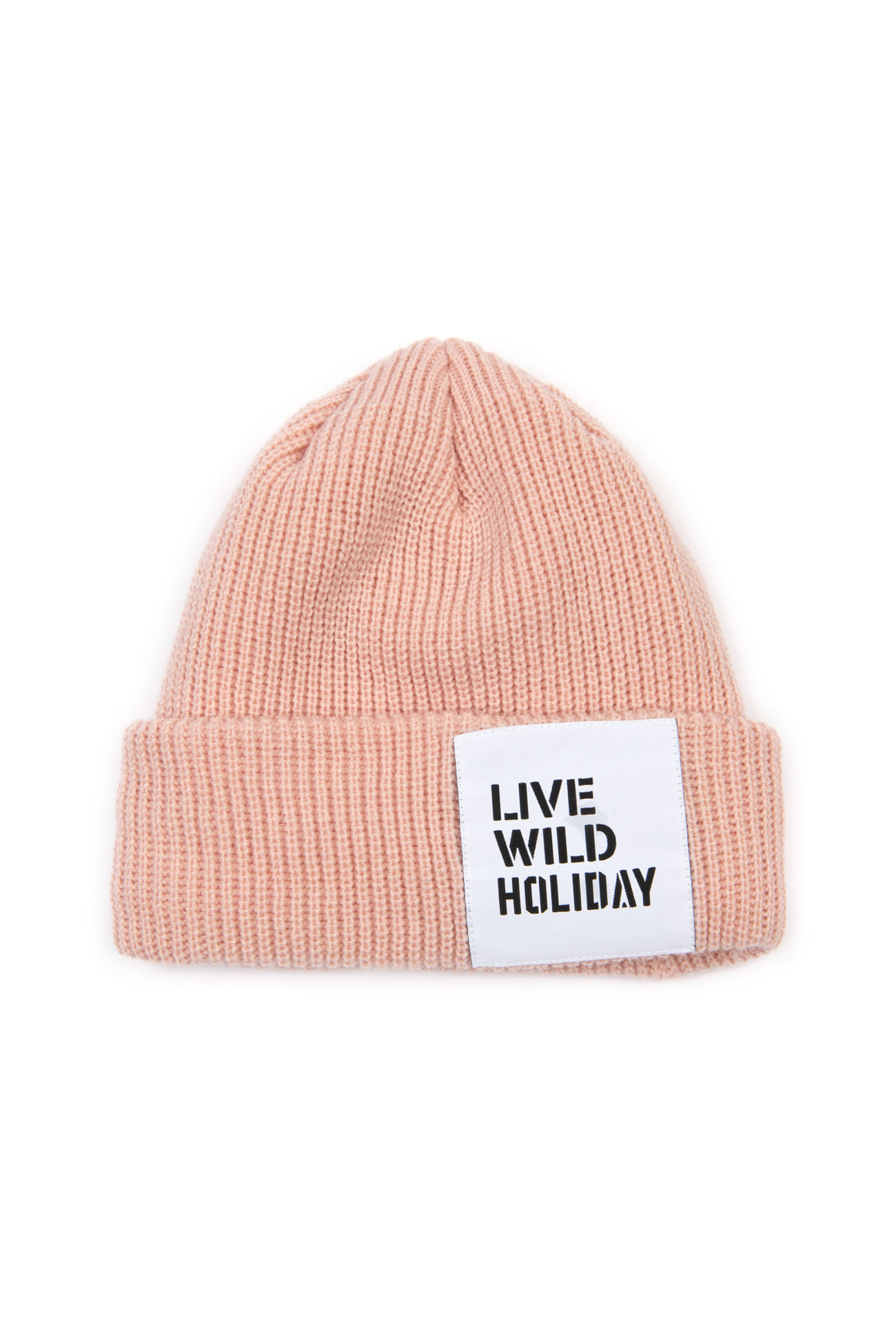 DUSK beanie - pinkHOLIDAY OUTERWEAR