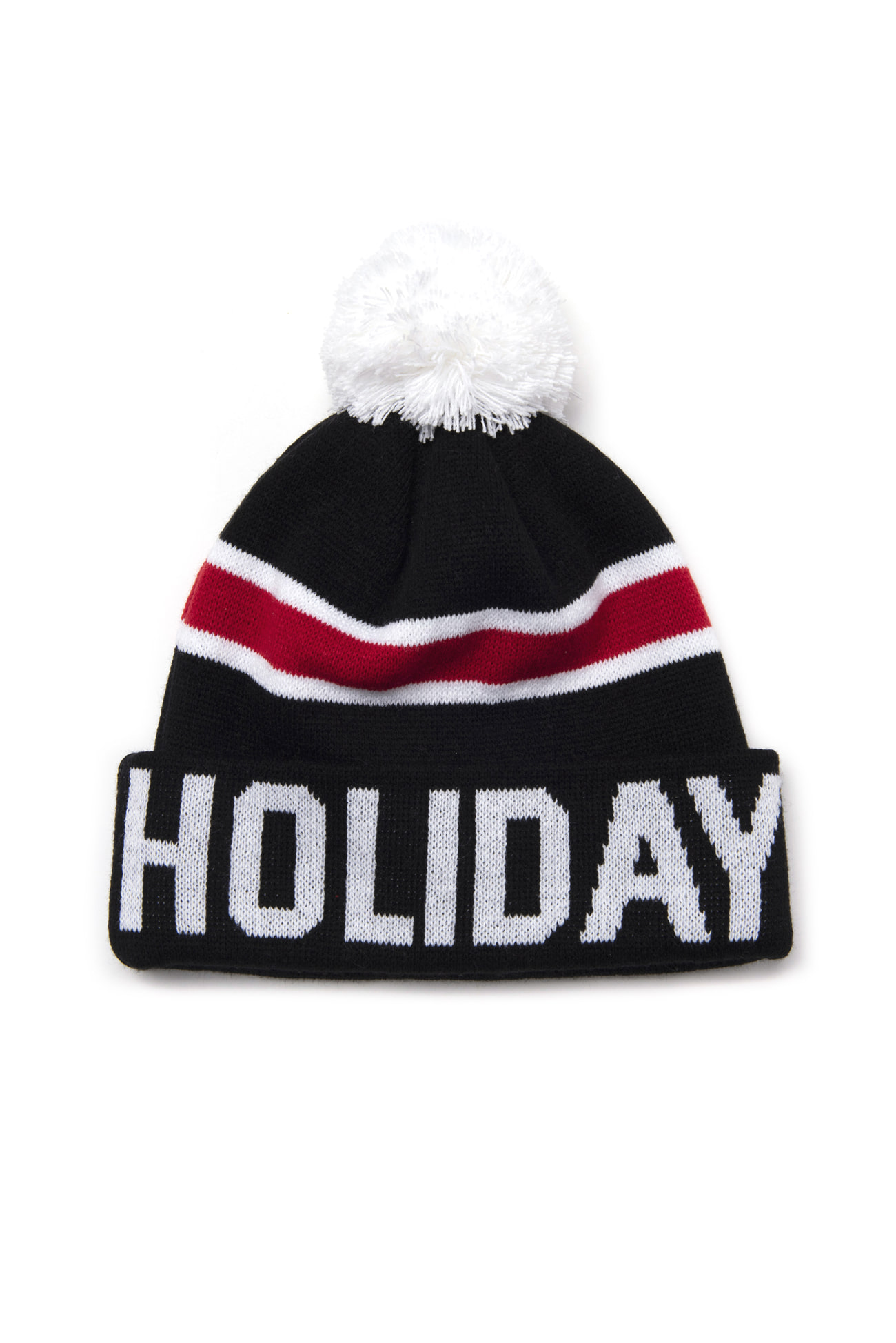 LINE beanie - blackHOLIDAY OUTERWEAR