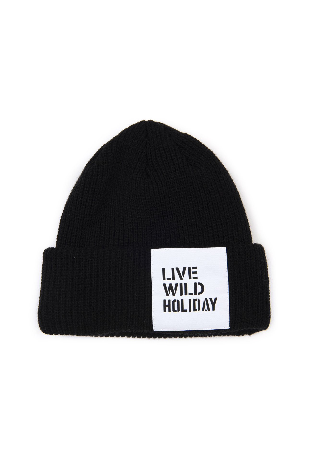 DUSK beanie - blackHOLIDAY OUTERWEAR