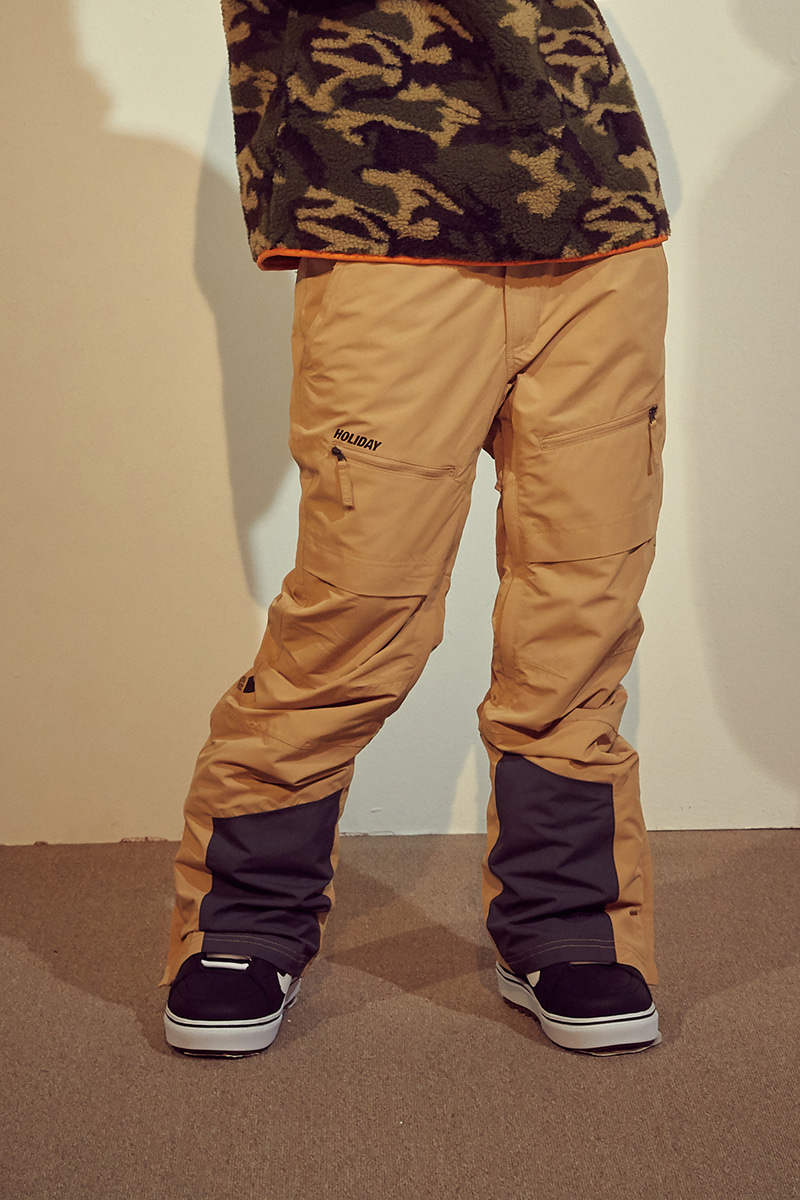 UNKNOWN pants - beigeHOLIDAY OUTERWEAR